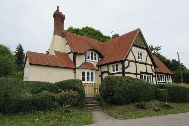 Thumbnail Detached house to rent in East Lockinge, Oxfordshire