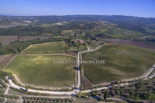 Farm for sale in Castellina In Chianti, Tuscany, Italy