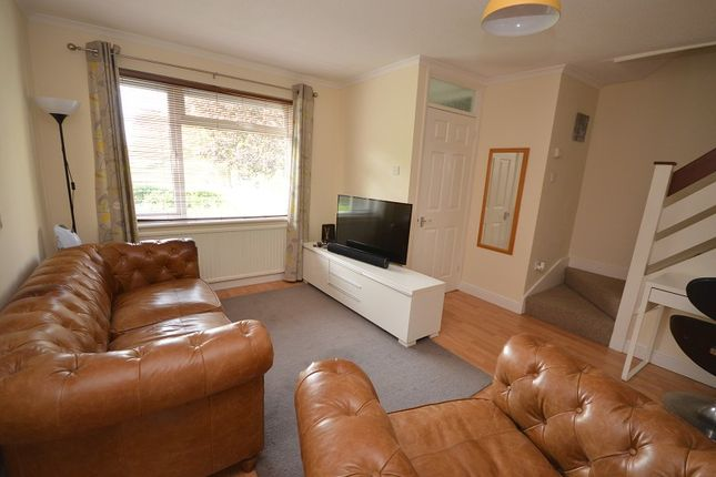 Lounge Area of Drake Road, Chessington, Surrey. KT9