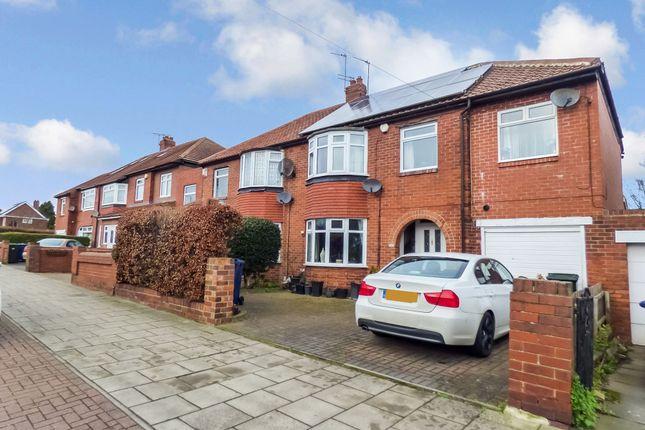 Thumbnail Semi-detached house to rent in Kenton Lane, Kenton, Newcastle Upon Tyne