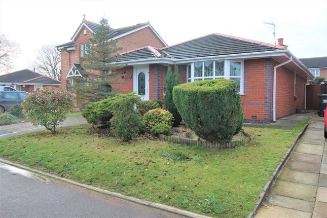 Thumbnail Bungalow for sale in Greenfield Gardens, Doncaster