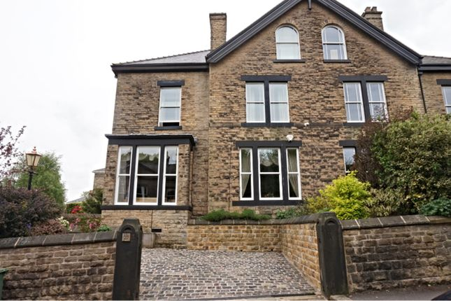 Thumbnail Semi-detached house for sale in Lawson Road, Sheffield