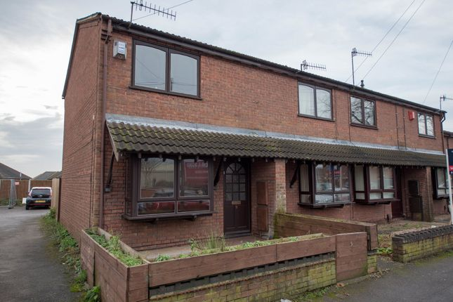 Thumbnail End terrace house to rent in Crest View, Sherwood, Nottingham