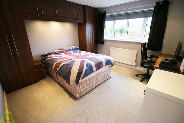 Bedroom Two of Churnet Close, Westhoughton BL5