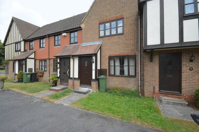 Thumbnail Terraced house to rent in Mitchell Close, Lenham, Kent