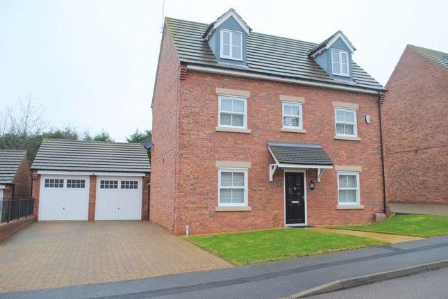 Thumbnail Detached house for sale in Batsmans Drive, Rushden