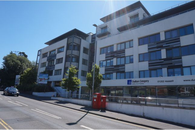 Thumbnail Flat for sale in 56-58 Parkstone Road, Poole