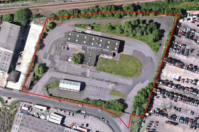 Thumbnail Industrial for sale in Former Dvsa Unit, Wellsyke Road, Adwick Le Street, Doncaster