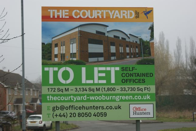 Thumbnail Business park to let in Glory Park, Wooburn Green