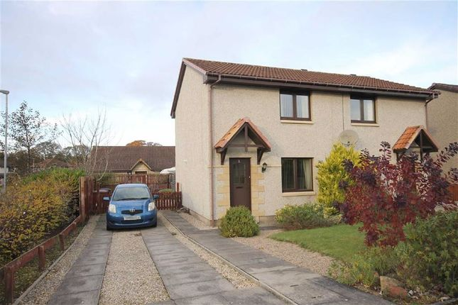 Thumbnail Semi-detached house for sale in Spey Avenue, Fochabers