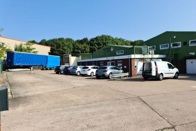 Thumbnail Warehouse for sale in Unit 23 Corringham Road Industrial Estate, Corringham Road, Gainsborough, Lincolnshire