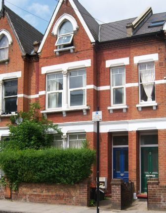 Thumbnail Terraced house to rent in Fairbridge Road, Islington, Holloway, Archway, North London