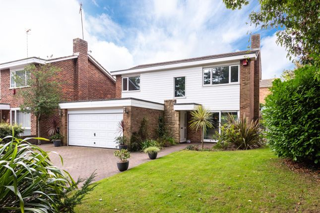 Thumbnail Detached house for sale in South Woodlands, Patcham, Brighton