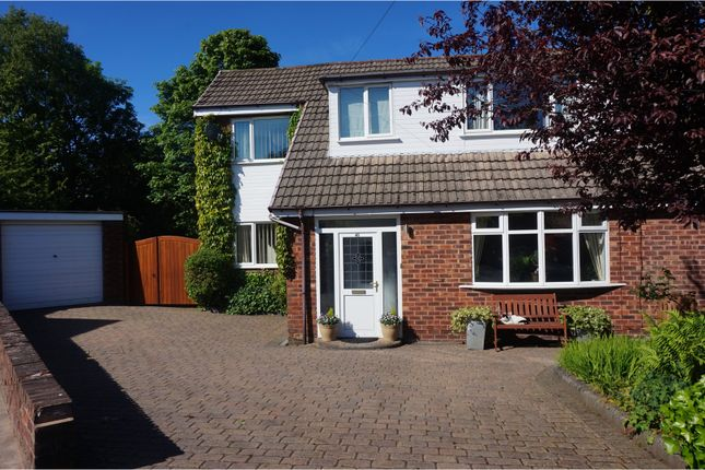 Thumbnail Semi-detached house for sale in Redsands, Aughton, Ormskirk