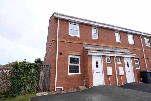 2 bed end terrace house to rent in The Dunes, Hadston, Morpeth NE65