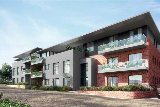 2 bed flat for sale in Asplands Close, Woburn Sands, Milton Keynes MK17