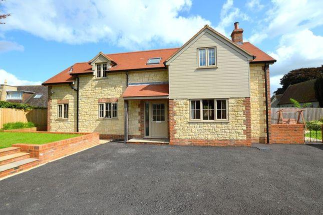 Thumbnail Detached house for sale in Portnells Lane, Zeals, Warminster