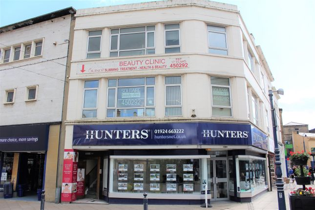 Thumbnail Flat to rent in Market Place, Dewsbury