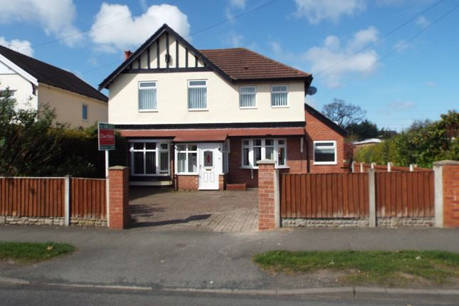 Thumbnail Detached house for sale in Eastham Rake, Eastham, Wirral