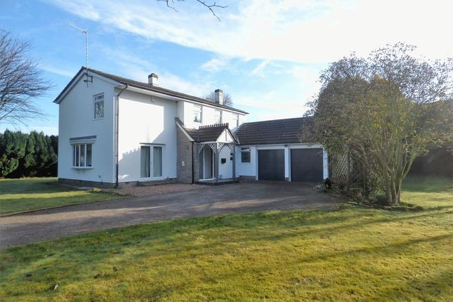 4 bed detached house for sale in Low Lane, Claughton