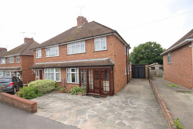 Thumbnail Semi-detached house for sale in Vauxhall Drive, Braintree, Essex