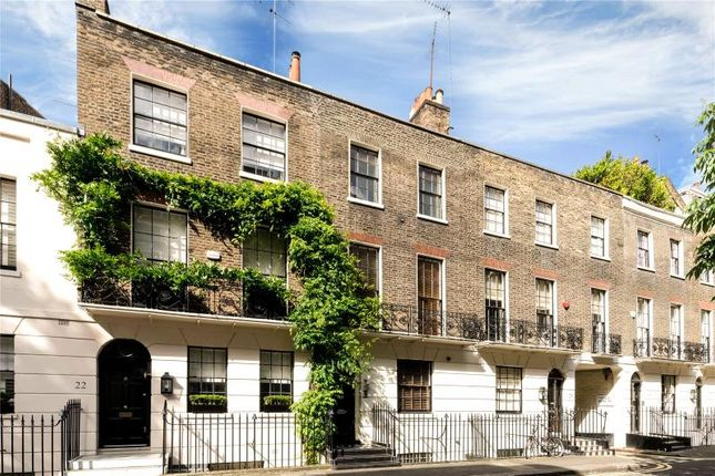 Thumbnail Terraced house for sale in Portsea Place, Hyde Park