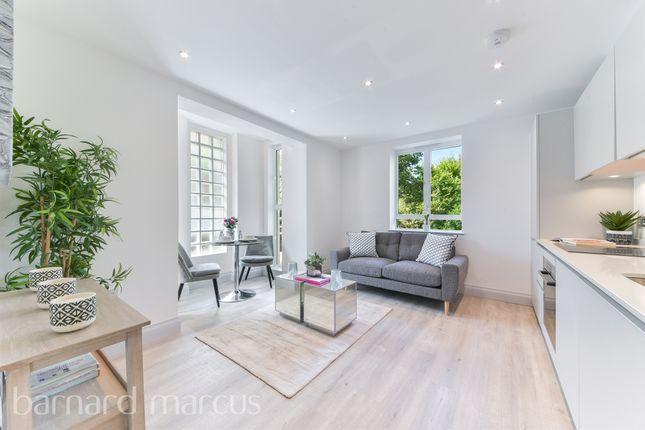 Thumbnail Flat for sale in Devonhurst Place, Heathfield Terrace, Chiswick, London