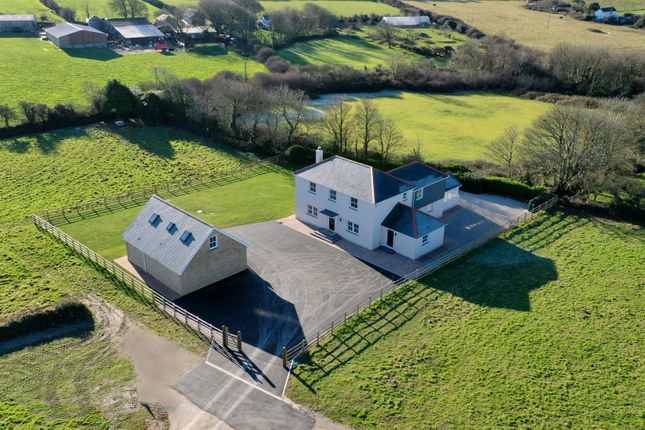 Thumbnail Detached house for sale in Hendra Croft, Newquay