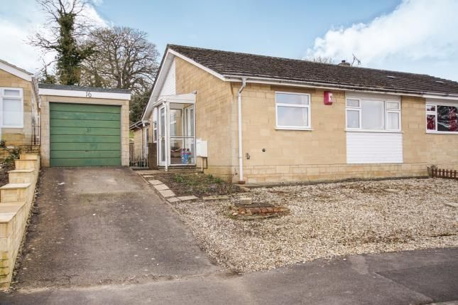 Thumbnail Bungalow for sale in Homefield, Shortwood, Nailsworth, Stroud