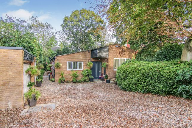 Thumbnail Detached bungalow for sale in Waterford Road, Prenton