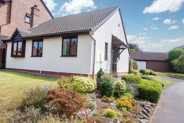 Thumbnail Detached bungalow for sale in Bishops Way, Sutton Coldfield