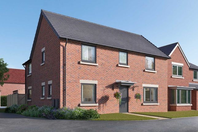 """Thumbnail Detached house for sale in """"The Kempthorne"""" at Cautley Drive, Killinghall, Harrogate"""