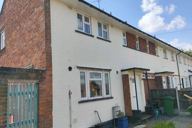 Thumbnail Terraced house for sale in Burnham Gardens, Wrexham