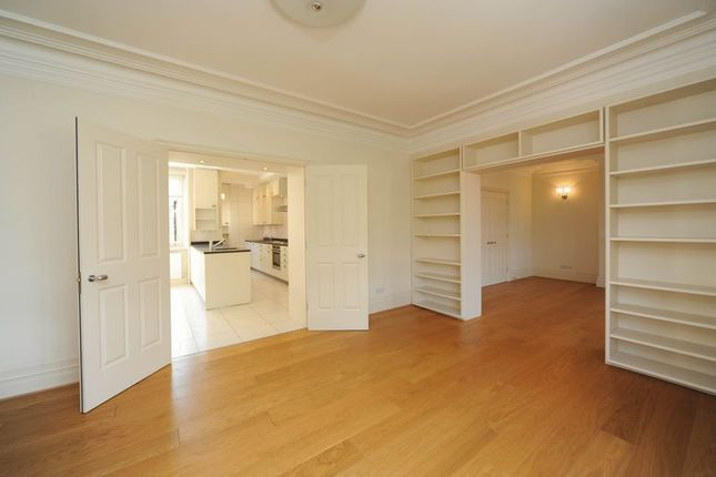 Thumbnail Flat to rent in Marlborough Mansions, Cannon Hill, West Hampstead, London