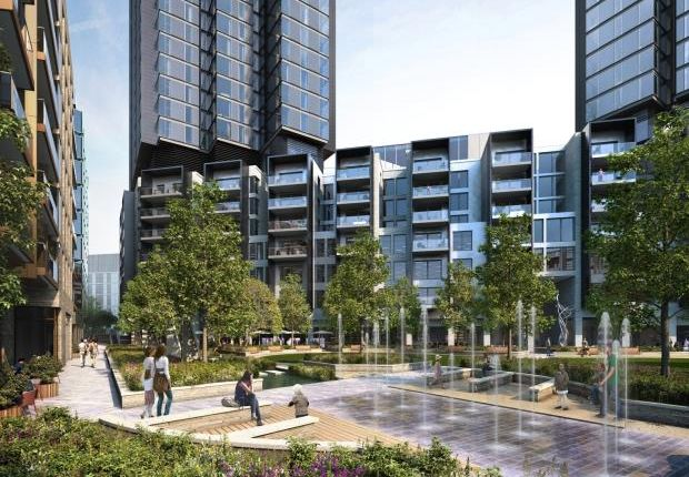 Thumbnail Flat for sale in 250 City Road, Islington