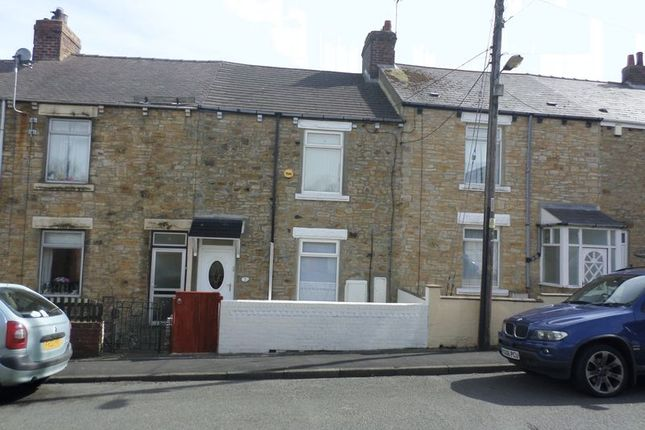 Thumbnail Terraced house for sale in Clowes Terrace, Annfield Plain, Stanley