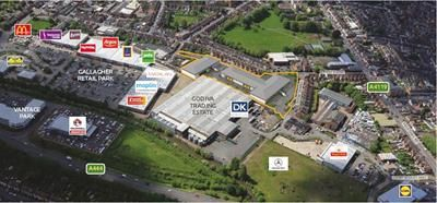 Thumbnail Warehouse for sale in The Top Shop Unit 1, Edgwick Park Industrial Estate, Canal Road, Coventry, West Midlands