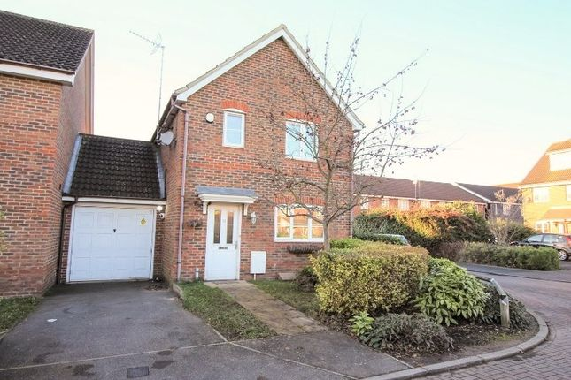 Thumbnail Link-detached house for sale in Clover Way, Hatfield