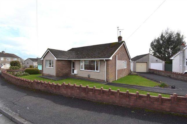 Thumbnail Detached bungalow for sale in Larkfield Avenue, Chepstow