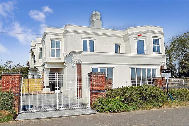 Thumbnail Flat for sale in Old Dover Road, Capel-Le-Ferne, Folkestone, Kent