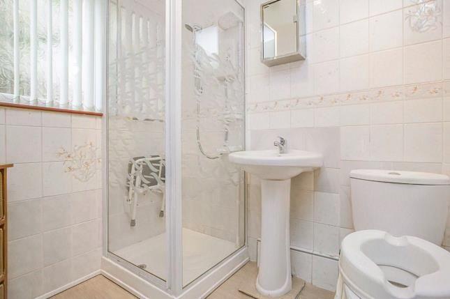 Shower Room of Brockenhurst Street, Burnley, Lancashire BB10