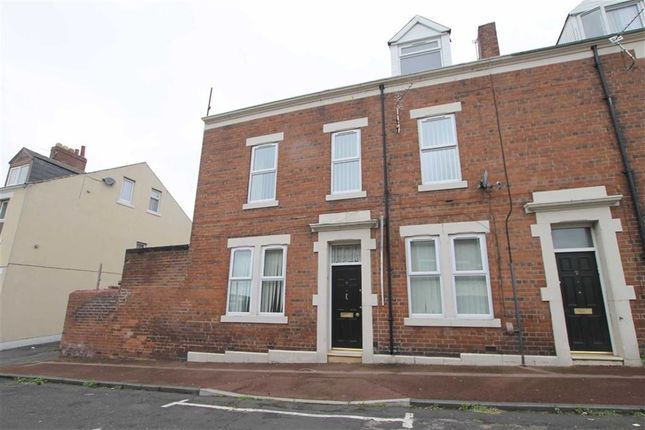 Thumbnail End terrace house for sale in Curzon Street, Bensham