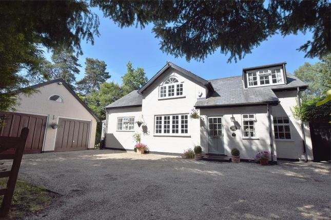 Thumbnail Cottage for sale in The Maultway, Camberley, Surrey