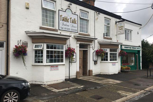 Thumbnail Restaurant/cafe for sale in The Waterside, Middleton Hall Retirement Village, Middleton St. George, Darlington