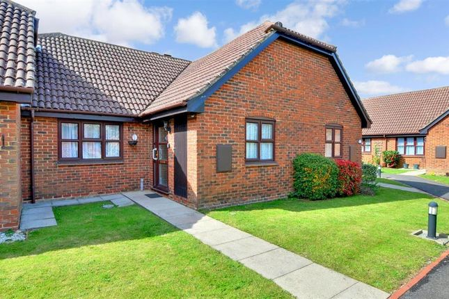 2 bed bungalow for sale in Bramley Court, Marden, Kent, Kent TN12