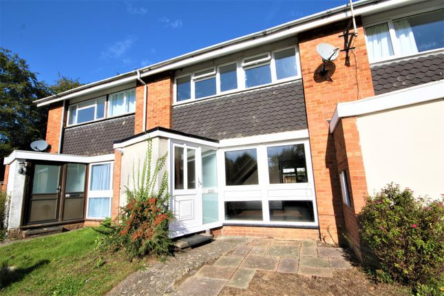 Thumbnail Terraced house to rent in Fircroft Close, Woking