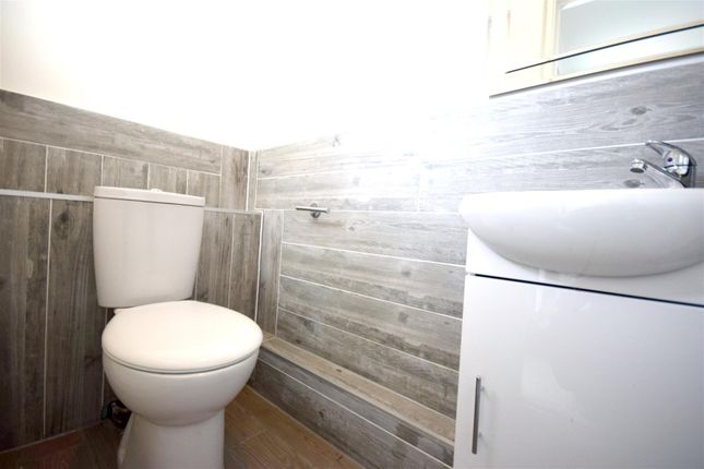 Thumbnail Flat to rent in Dobson Close, London
