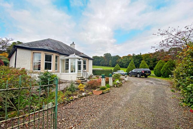 Thumbnail Detached bungalow for sale in Hartfell Crescent, Moffat