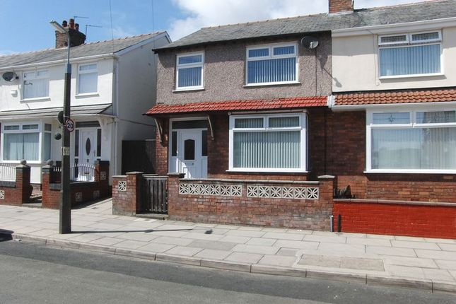 3 bed semi-detached house to rent in Lynwood Road, Walton, Liverpool