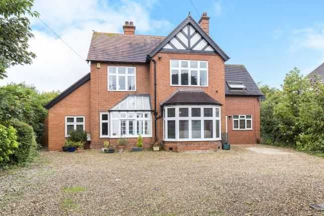 5 bed detached house for sale in Station Road, Churchdown, Gloucester, Gloucestershire